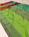 Multicolor Art silk plain Saree