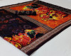 Soft linen cotton saree with kalamkari digital print