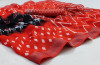 Multi color handloom linen weaving saree with kalamkari digital print work