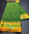 Green color brasso silk saree