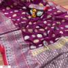 Kanjeevaram Soft Silk Zari Work saree
