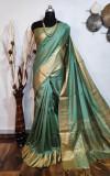 Aasam Silk Zari woven work Saree