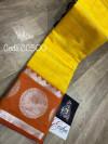 Soft Cotton Silk Zari Weaving Work Saree