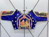 Phantom silk readymade thred zari and heavy handwork Blouse