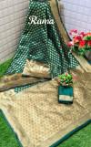 Soft Banarasi Silk Weaving work saree