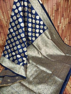 Kanchipuram silk handloom saree with zari work
