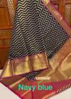 Kanchipuram handloom weaving silk saree