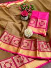 Doriya Soft cotton saree