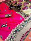 Handloom sico soft silk saree with zari weaving rich pallu