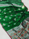 Lichi silk jacquard weaving saree