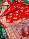 Kanchipuram silk handloom saree