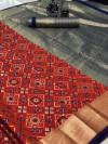 Patola silk weaving saree