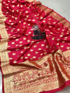 Banarasi soft silk handloom weaving saree